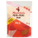 Nandos Peri Peri Rub Hot 25g